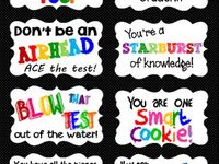 words of encouragement for children taking test | just b.CAUSE