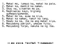 tagalog quotes