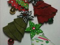 dulce navidad / Manualidades.                               af