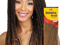 Crochet Braids On Twa : ... on Pinterest Two strand twists, Marley braids and Twa hairstyles
