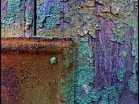 Patina, Rust & Lovely Age