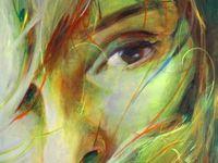Colored Pencil & Pastel - Portraits