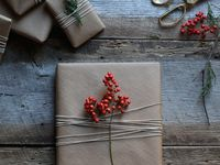 Gifts // WRAPPING