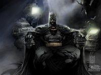 bat man and bat woman