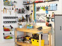 Garage Orginization