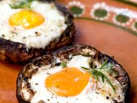 Food-Eggs on Pinterest | Eggs, Goat Cheese and Poached Eggs