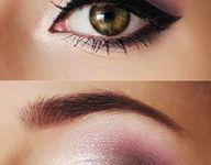 Make up nails and things