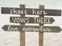 Beach Wedding 2014