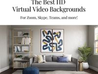 backgrounds virtual skype messy luxury