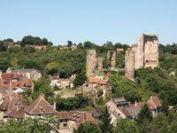 Chateau De Billy Departements Francais Auvergne Rhones Alpes