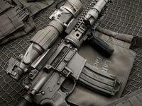 Weapons, guns, knives & ammo