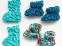Knitting knuts