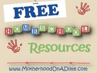 Education- Homeschool Resources