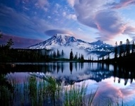 A place my home in Washington state.....