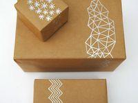 Ideias para realizar com papel pardo  Ideas with craft paper