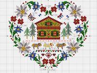 { cross stitch : patterns }