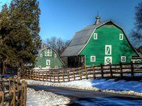 Old Barn Love