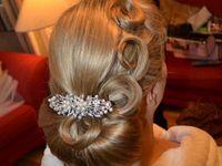 Wedding - hair and makeup