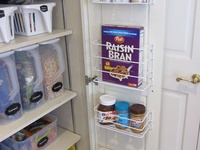 17 best images about pantry ideas on pinterest deep for 18 x 80 pantry door