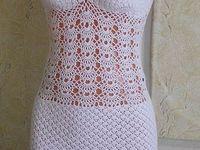 Crochet dresses - Women