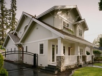 About Craftsman On Pinterest Fireplaces Craftsman Homes And House