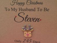 10 best husband wife personalised christmas cards images on