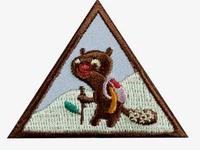 Brownie Badge-Hiker