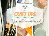 Crafting, Miscellaneous