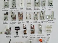 Sewing tips and facts