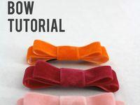 Hair Bow ideas and creations!!