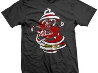 Tshirt printed with WoW transferpapir / Tshirt printed with WoW transferpapir. http://www.themagictouch.no