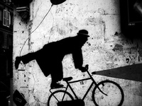 Street art - grafitti - mural
