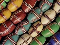 Beads, bones & stones