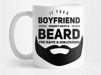 Beard Mugs
