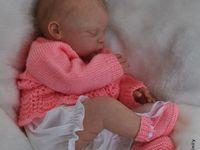 Breien baby/ reborn