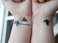 Ideas for tattoos I want.  Usually ideas for something original.  Don't want anything paint by number.