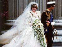 Princess Lady Diana And Family