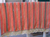 Crochet-afghans/blankets
