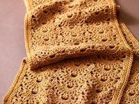Crochet-shawls/cowls/scarves