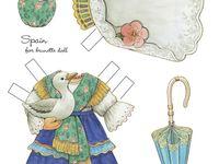 Other on pinterest paper dolls ziegfeld follies and betty boop
