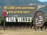 Welcome to Wine Country!  (Napa, Sonoma, Calistoga, St. Helena)