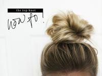 easy hair dos