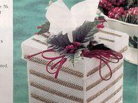 P.C. Tissue boxes