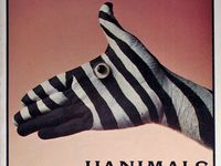 Hanimals by Mariotti / Hand Art