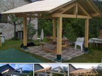 158 best 5th Room: Gazebo Pergola Sunscreen Pavilion