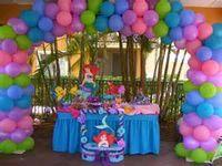 Kyn's Birthday Parties