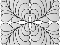 Quilting motifs/Free Motion Quilting