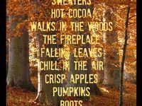 Autumn,  nature's encore.  I ♡ it!