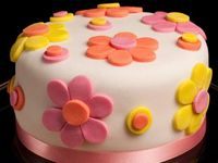 Fondant cake ideas for me to learn