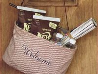 Welcome Baskets, Welcome Bags, Welcome Notes to family, friends and your #wedding party.